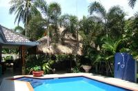 Villa in Thailand, PAK NAM PRAN: View of Pool and Dinning Area