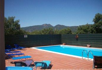 Villa in Italy, San Teodoro: 360 degree panoramic views.