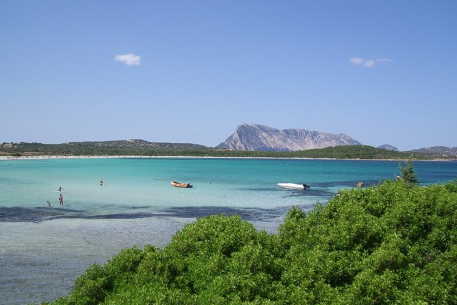 Villa in Italy, Padru: La Cinta. Sardinia has some of the worlds best beaches