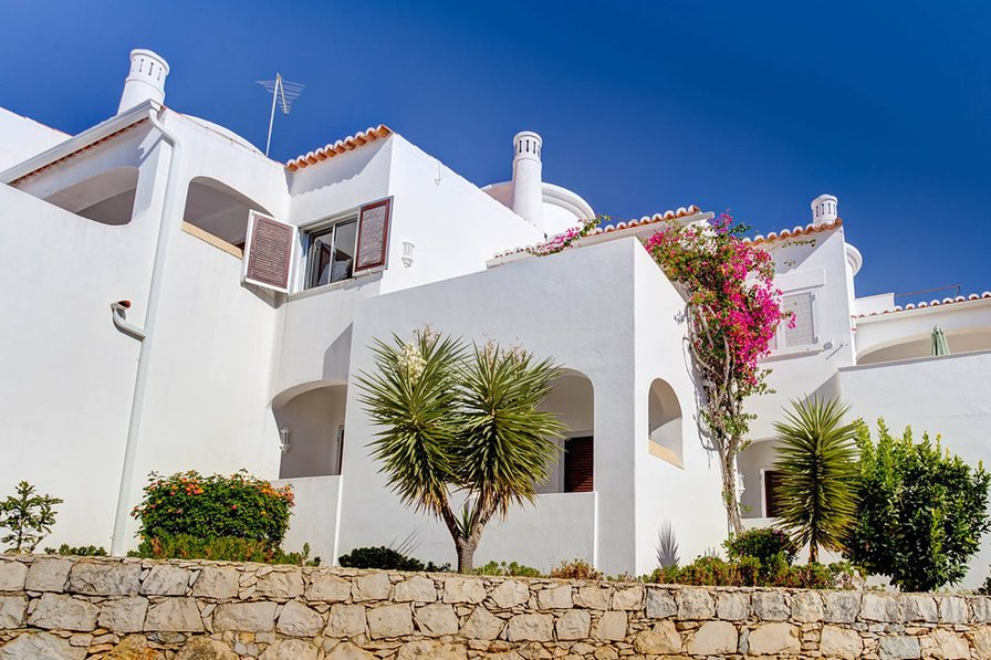 Owners abroad Traditional Carvoeiro Townhouse - 2 beds/2 baths & shared pool