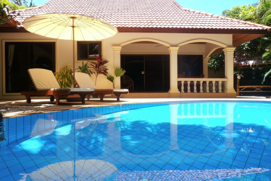 """Owners abroad """"COCONUT ISLAND"""" Private Pool Villa in Paradise!!"""
