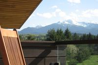 Chalet in Bulgaria, Borovets: Chalet Kozel - view from balcony