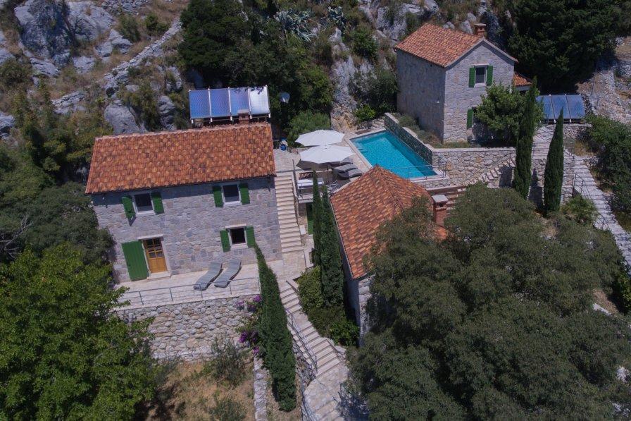 Villa in Croatia, Borak