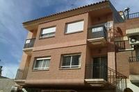 Apartment in Spain, Pinoso: View of the front of the apartment from the street