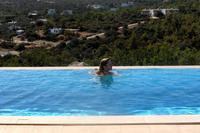 Villa in Greece, Kritsa: Paradise in the infinity pool