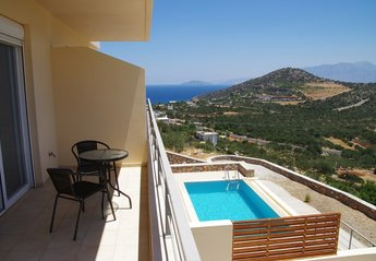 2 bedroom Villa for rent in Kritsa