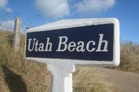 House in France, Utah Beach: WW2 Invasion Beach...that's where we are!