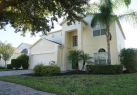 4 bedroom 2.5 bathroom villa at Westhaven close to Disney