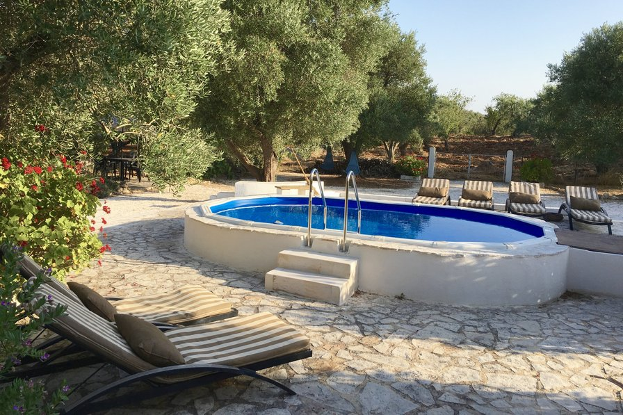 Villa To Rent In Ceglie Messapica Italy With Private Pool
