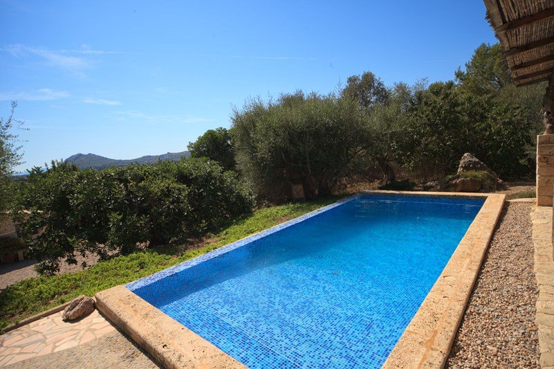 Country house in Spain, Pollensa