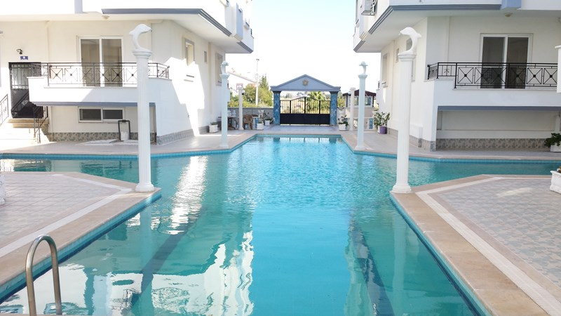 Apartment in Turkey, Didim: Stunning swimming pool with lazy river at our complex