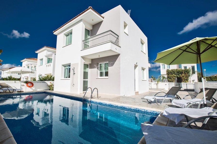 Villa in Cyprus, Pernera