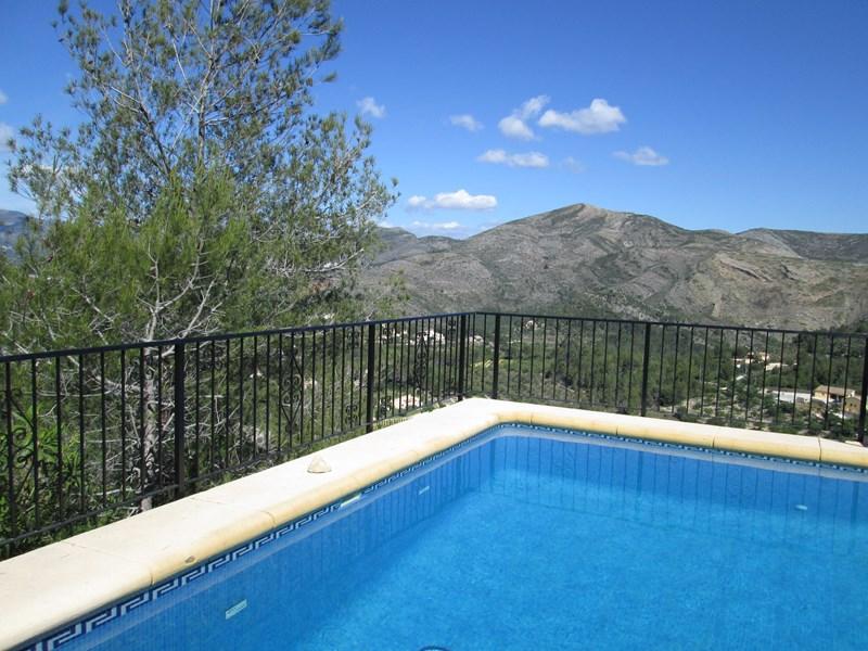 Villa in costa blanca alicante spain with swimming pool - Hotels in alicante with swimming pool ...