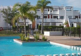Brand newly furnished 3 bed apartment on 5* Golf Resort