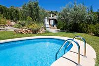 Villa in Spain, EL CHORRO, ÁLORA: Fantastic 2 storey group villa with large garden, private pool.