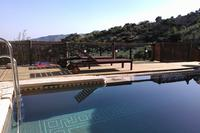 Apartment in Spain, EL CHORRO, ÁLORA: Private Pool with view of Valley