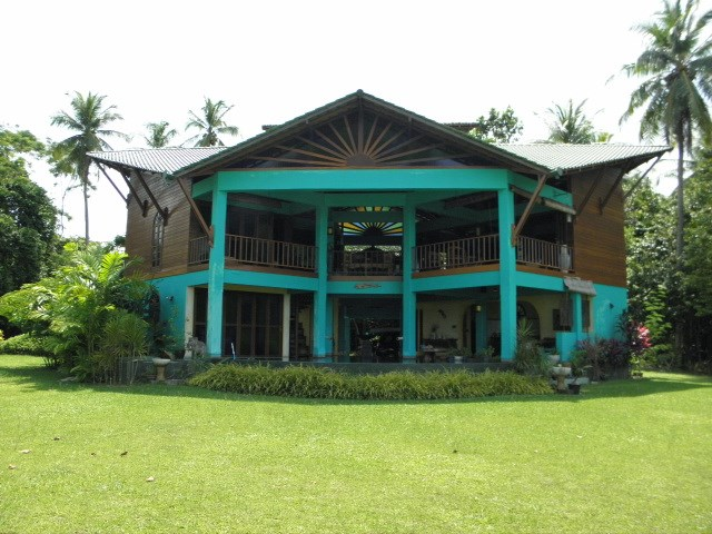 Villa in Malaysia, West Malaysia: Villa Front