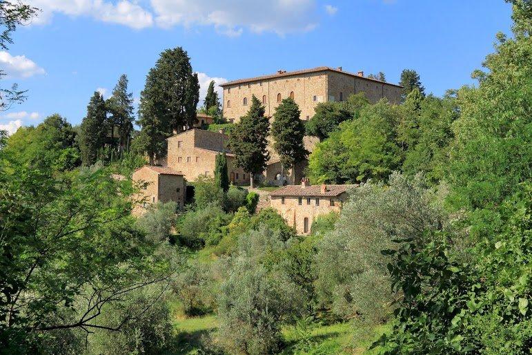 Apartment in Italy, Casciano Val di Pesa