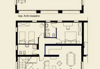 Apartment in Italy, Jesolo
