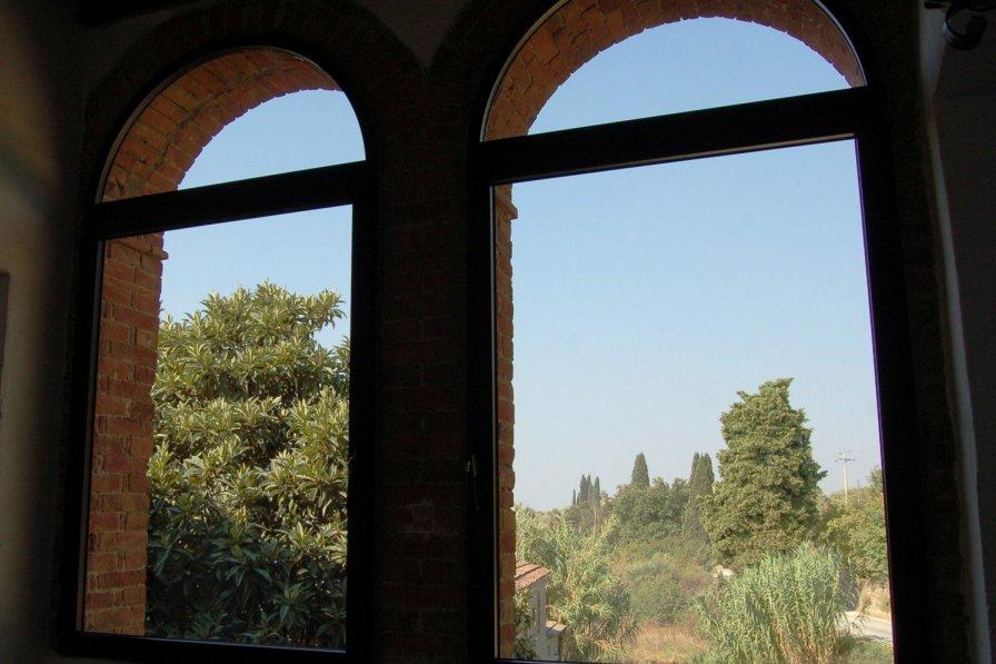 House in Italy, Lilliano