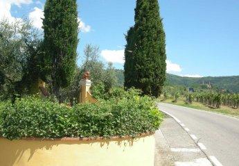 Villa in Italy, Montecatini