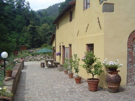 Apartment in Italy, Pescaglia