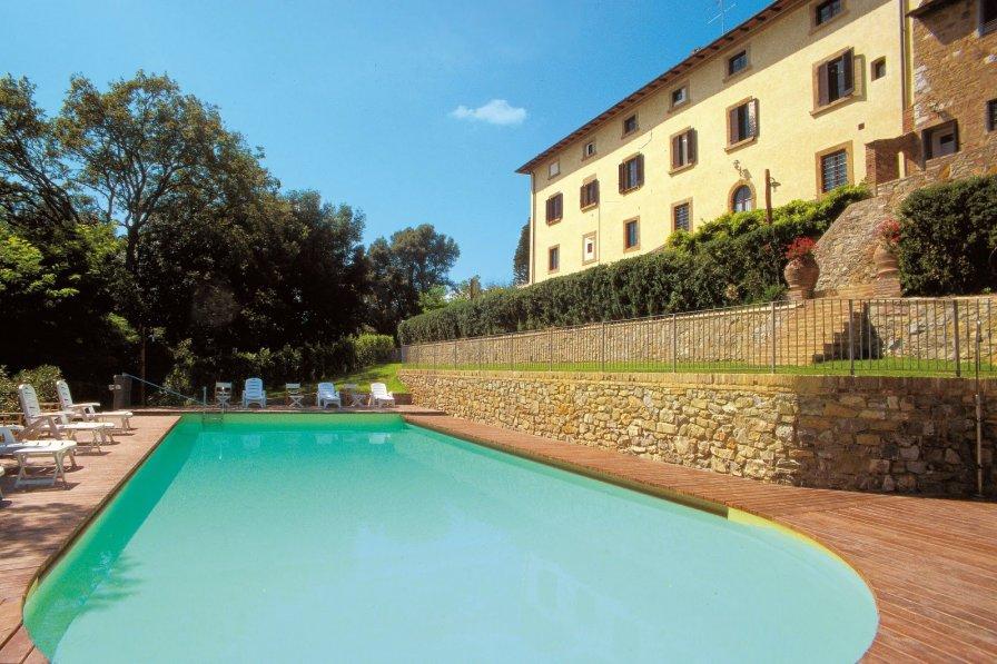 Villa in Italy, Gambassi