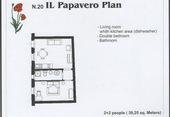 0 bedroom Apartment for rent in Asciano
