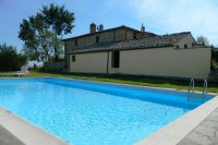 House in Italy, Monteroni d'Arbia