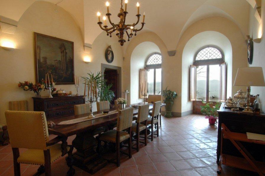 Villa in Italy, Florentine Hills