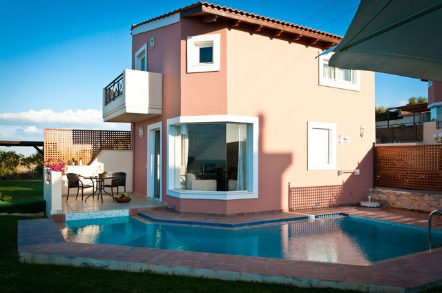 Villa in Greece, Agia Marina