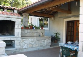 Holiday flat on Korcula island for 6 persons
