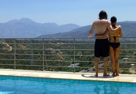 Aloni Villas in Crete - 2  wonderful adjacent villas sleeping 10