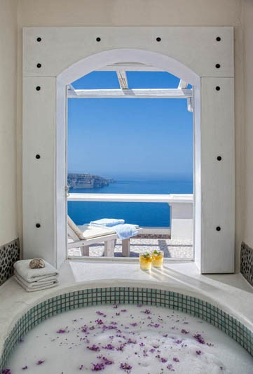 Studio apartment in Greece, Santorini