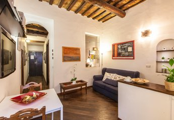Apartment in Italy, Trastevere