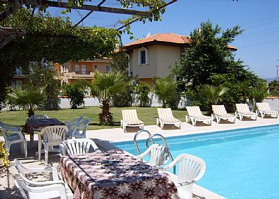 Apartment in Turkey, Dalyan: Pool