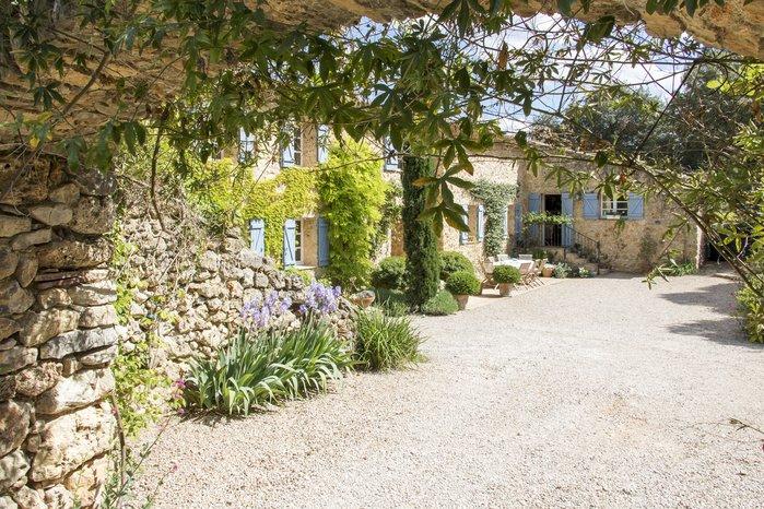 Villa in France, St. Antonin du Var