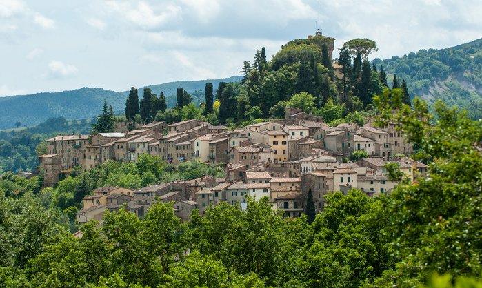 Villa in Italy, Cetona