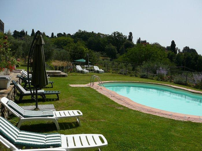 Villa in Italy, Pistoia