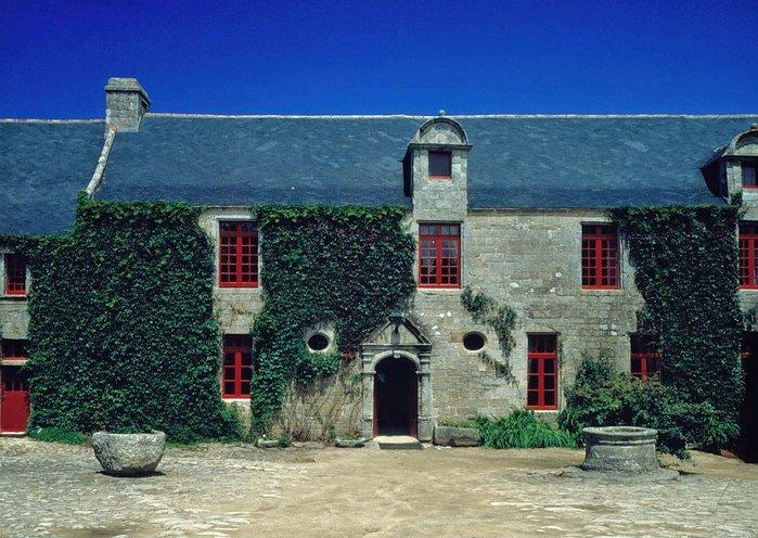 Villa in France, Primelin