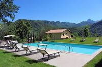 Villa in Italy, Barga