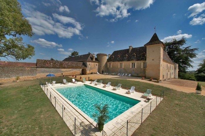 Villa in France, Lalinde