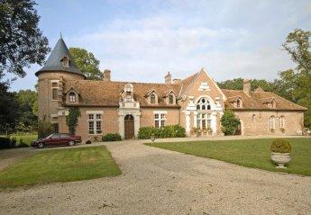 Villa in France, Millançay