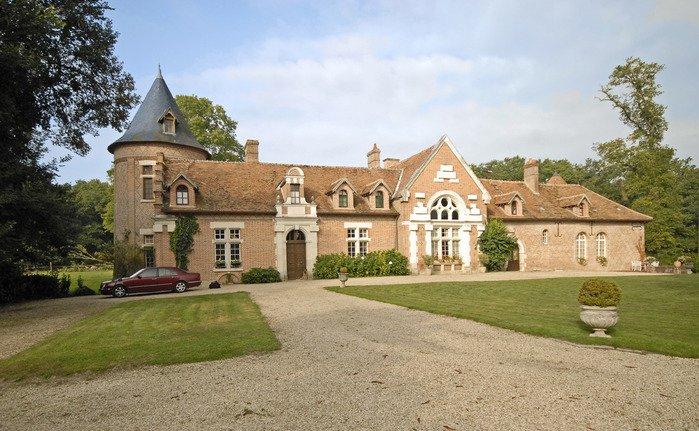 Villa in France, Millancay
