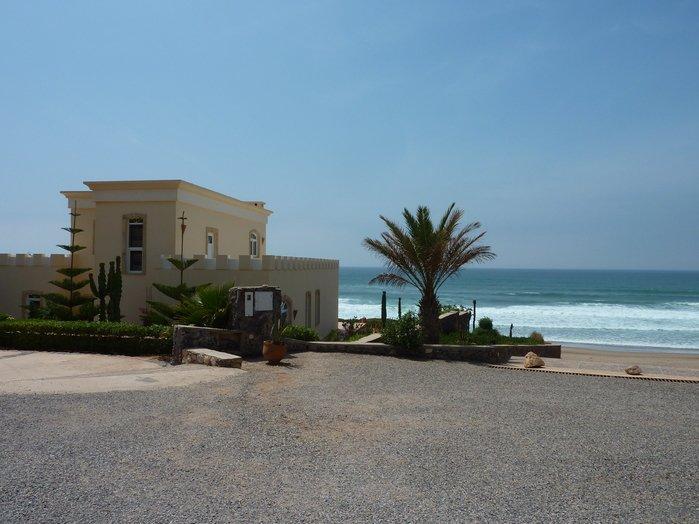 Villa in Morocco, Aglou Plage