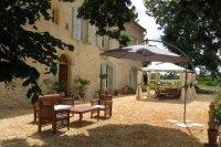 Villa in France, Monpazier