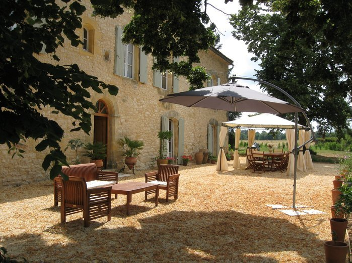 Villa in France, Gaugeac