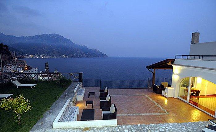 Villa in Italy, Atrani