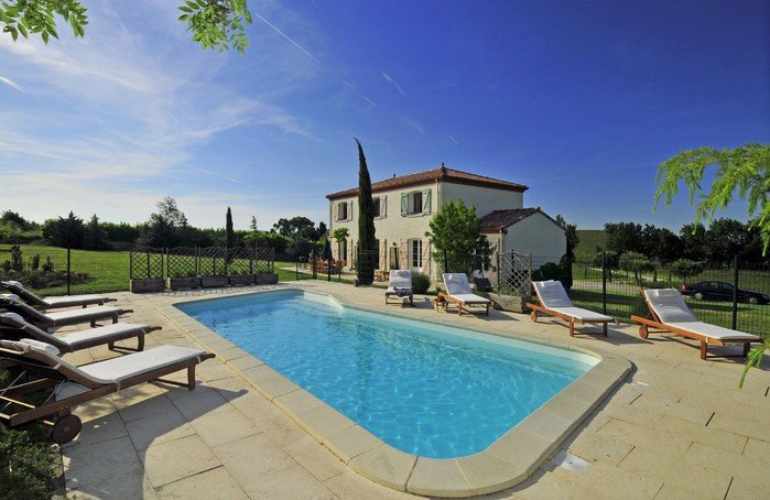 Villa in France, Languedoc-Roussillon
