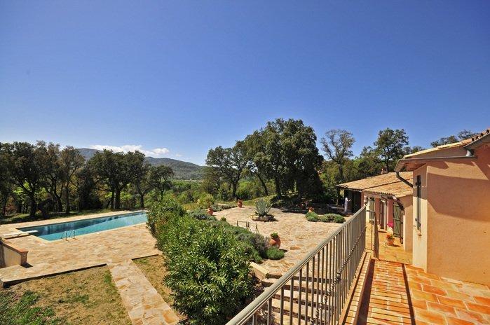 Villa in France, La Garde-Freinet
